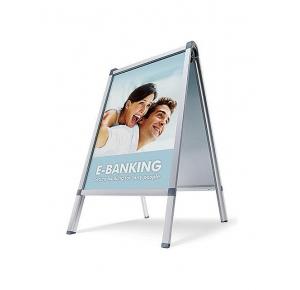 A-board (70 x 100 cm) met print