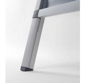 A-board (70 x 100 cm) met print - COVID - 19