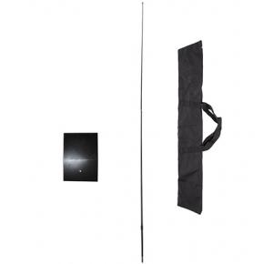 Drop flag indoor accessoires