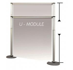 Roll module max U-module systeem